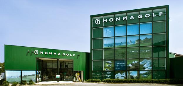 HONMA GOLF 福冈店