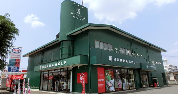 HONMA GOLF Omiya Shop