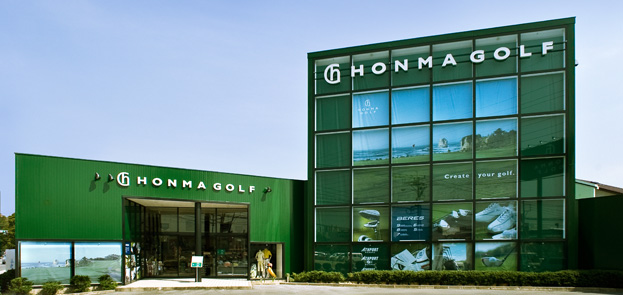 HONMA GOLF Fukuoka Shop
