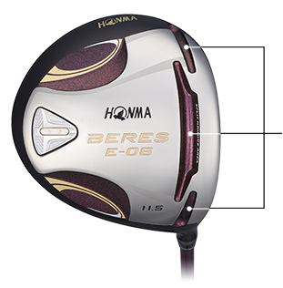 BERES E-06 Ladies | DRIVERS | HONMA Products | HONMA GOLF